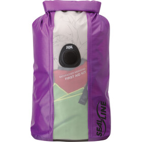 SealLine Bulkhead View Dry Bag 10l purple